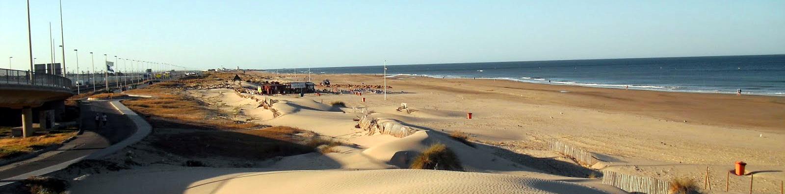 Kitesurf en Cortadura, Cádiz