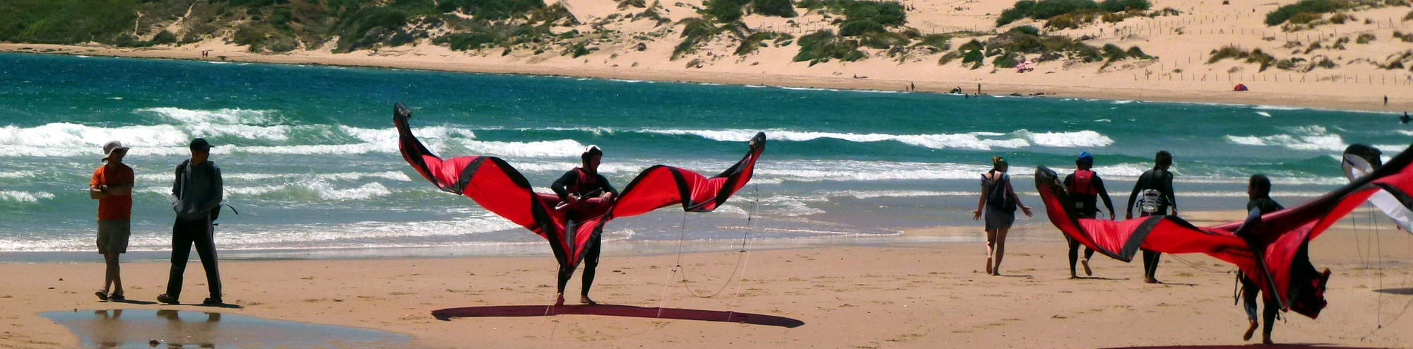 Cursos Total Kitesurf - Conil - Cádiz - Tarifa