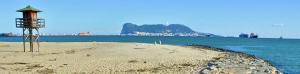 Kitesurf en Palmones, Algeciras